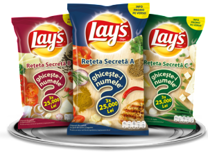 pack lays