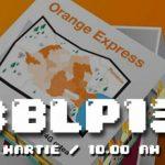 Bloggers Lan Party - Orange Express