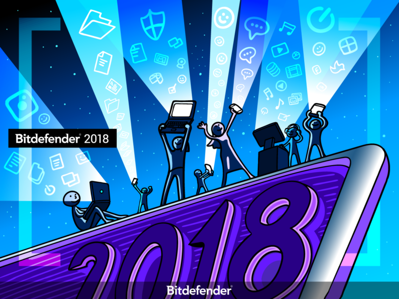 Bitdefender 2018 is here!