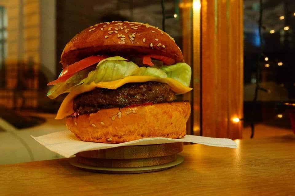 burger aria